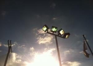 Burger King Pole Lights 2