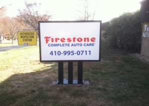 Firestone face fabrication and install final