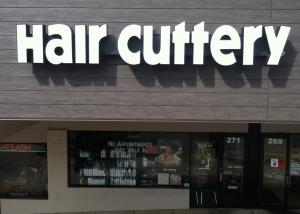 Hair Cuttery LED 2