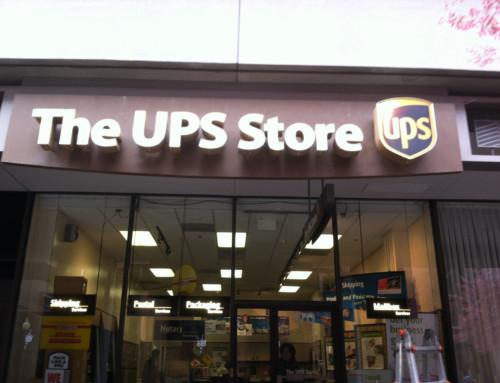 UPS – LED